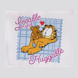 Lovable & Huggable Throw Blanket