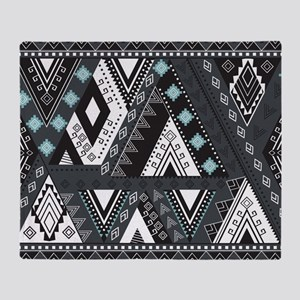 962ecf177 Aztec Art Blankets - CafePress