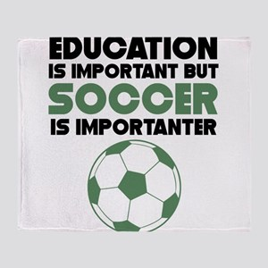 2263f3c1957 Education Is Important But Soccer Is Importanter T
