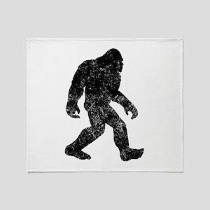 Bigfoot Blankets - CafePress