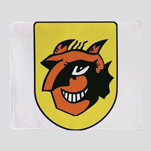 jg54_9._emblem Throw Blanket