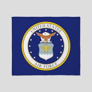 U S  Air Force Blankets - CafePress