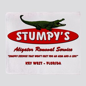 STUMPYS Throw Blanket
