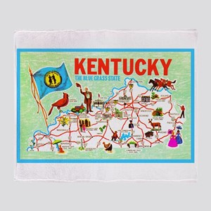 Kentucky Blankets - CafePress on kentucky map outline, kentucky map 3d, kentucky map coloring sheets, kentucky map clipart, kentucky state bird cartoon, kentucky derby cartoon, kentucky map drawing, home cartoon,