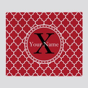 Personalized Name Blankets Cafepress