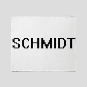 Schmidt Coat Of Arms Blankets - CafePress