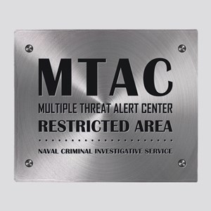 MTAC Throw Blanket