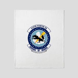 524th Throw Blanket