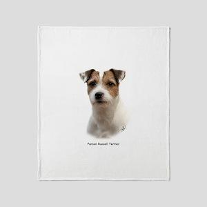 Parson Russell Terrier 9Y081D-014 Throw Blanket