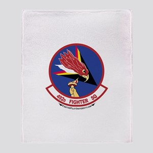492nd Throw Blanket