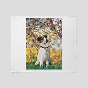 Spring / JRT Throw Blanket
