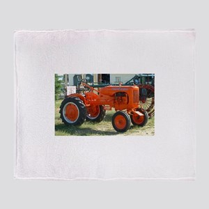 Allis Chalmers Tractor Throw Blanket
