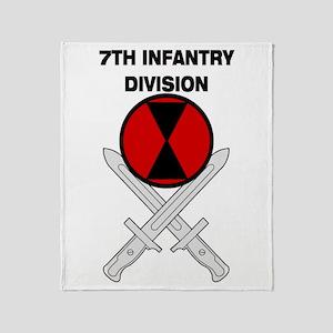 3-17 Ninja Throw Blanket