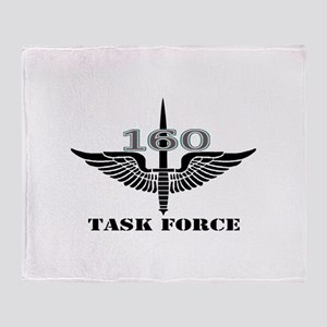 Task Force 160 (1) Throw Blanket