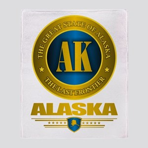 Alaska Throw Blanket