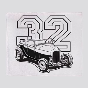 '32 ford Throw Blanket