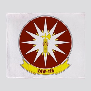 VAW-116 Throw Blanket