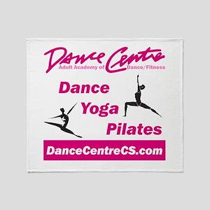 DanceCentre Throw Blanket