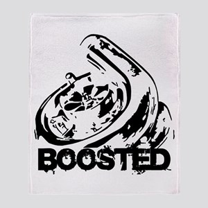 Boosted Throw Blanket