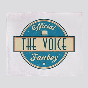 Official The Voice Fanboy Stadium Blanket