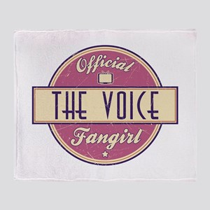 Official The Voice Fangirl Stadium Blanket