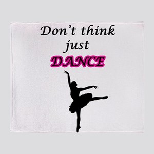 Just Dance Throw Blanket