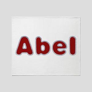 Abel Santa Fur Throw Blanket
