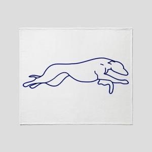 More Random Greyhound Stuffs! Throw Blanket
