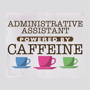 Administrative Assistant Powered by Caffeine Stadi