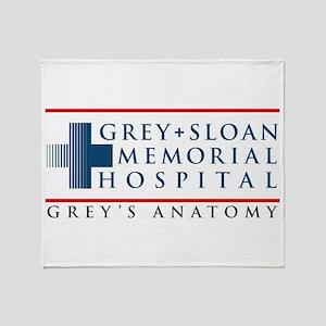 Grey Sloan Memorial Hospital Stadium Blanket