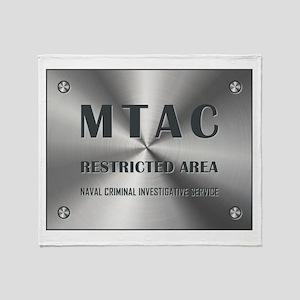 MTAC Throw Blanket