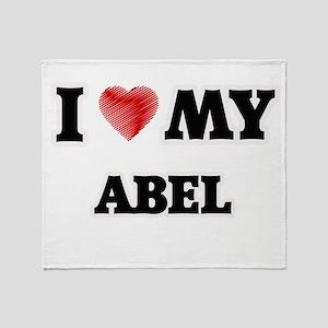 I love my Abel Throw Blanket