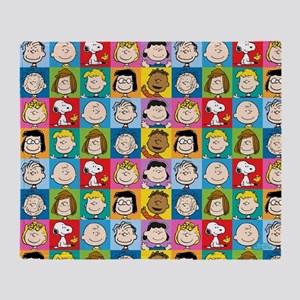Peanuts Back to School Throw Blanket