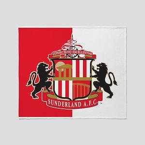 Sunderland AFC Throw Blanket
