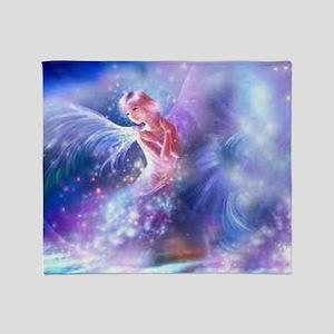 Angel Throw Blanket