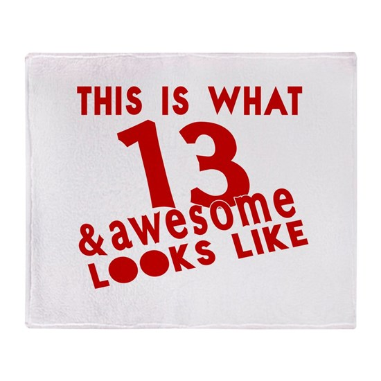This Is What 13 And Awesome Look Like