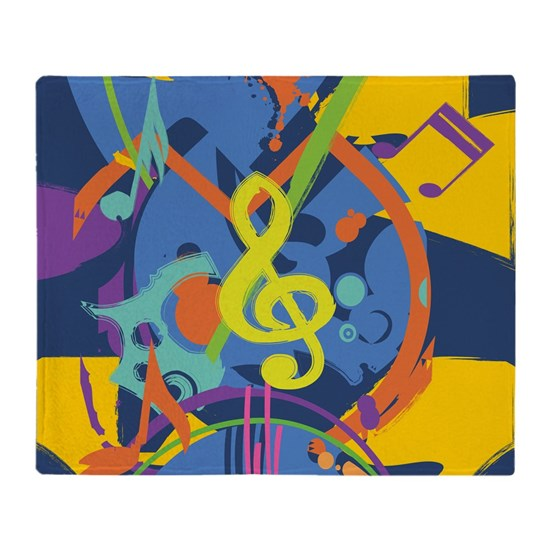 Bright Abstract music design