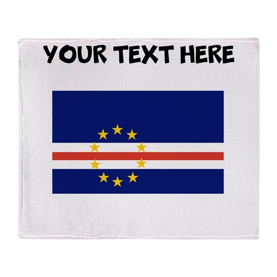 Custom Cape Verde Flag