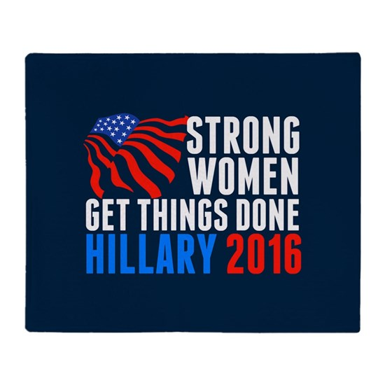 Strong Women for Hillary