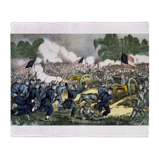 The battle of Gettysburg, Pa - 1863
