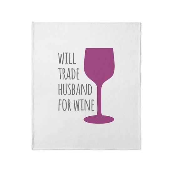 Husband For Wine