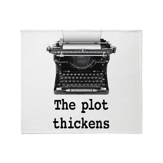 Plot thickens