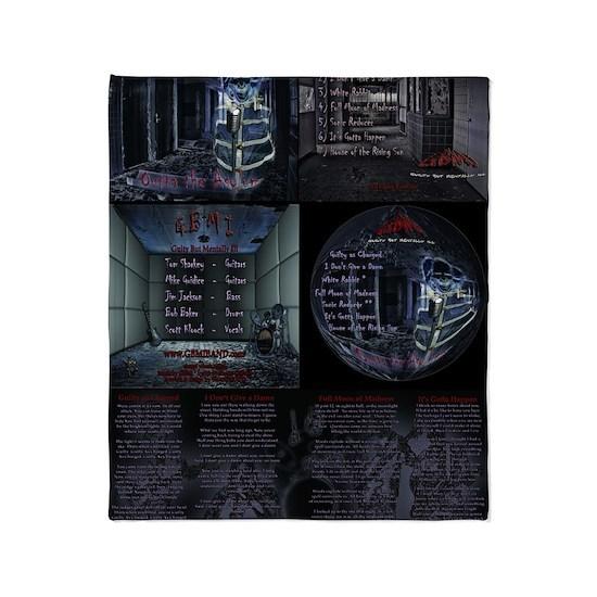 - Outta the Asylum Poster 24x36