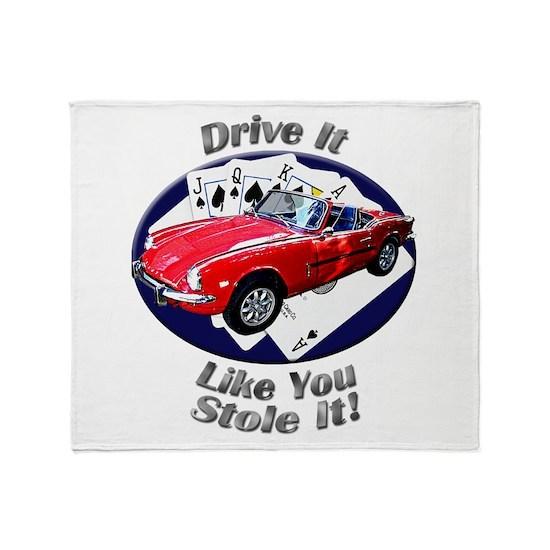 Triumph Spitfire Drive It