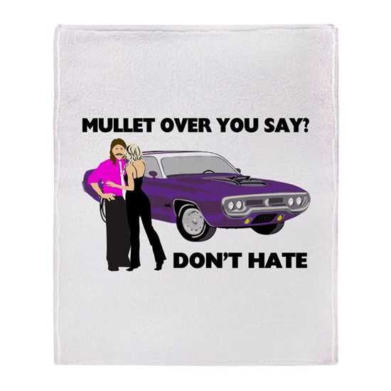 Mullet Over Think Again