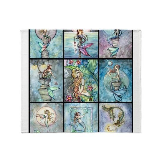 Molly Harrison Mermaids Fantasy Art