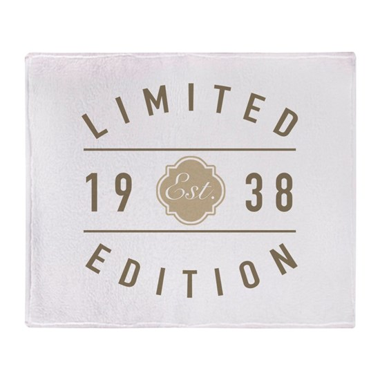 1938 Limited Edition