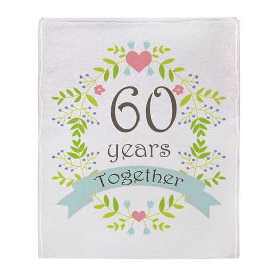 Anniversary 60 Years Together