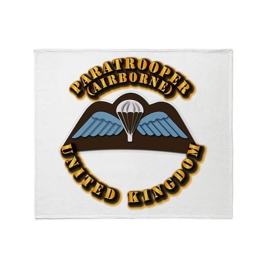 T-Shirt - UK - Basic Airborne