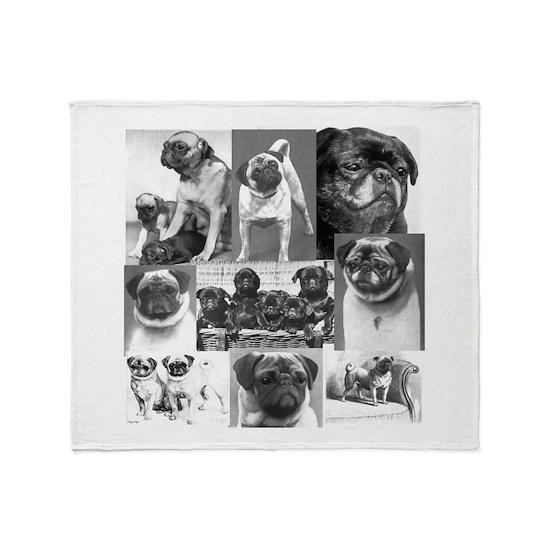 Vintage Pugs